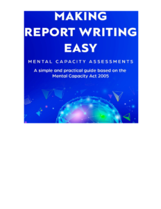 Report writing under the MCA