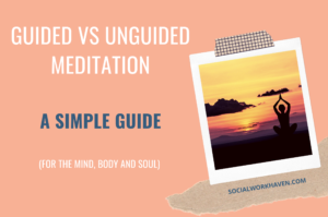 guided vs unguided meditation