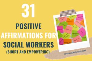 31 positive affirmations