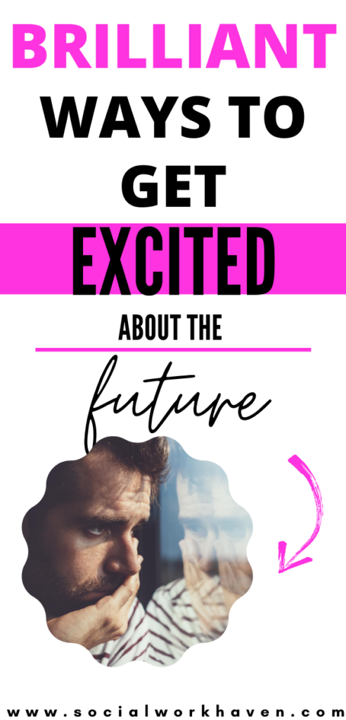 How to Get Excited About the Future