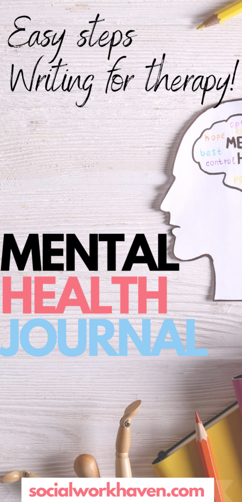journal writing ideas for depression