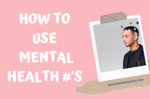 How to use mental health hashtags on Instagram