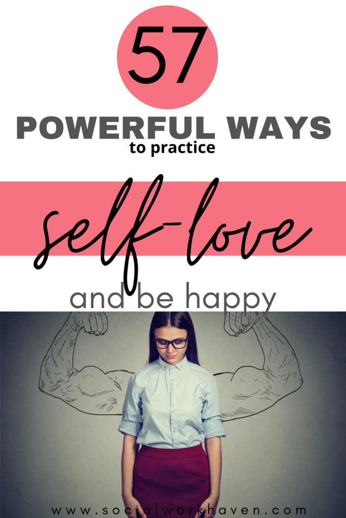 Self-love tips and strategies