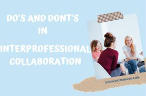 interprofessional collaboration in social work