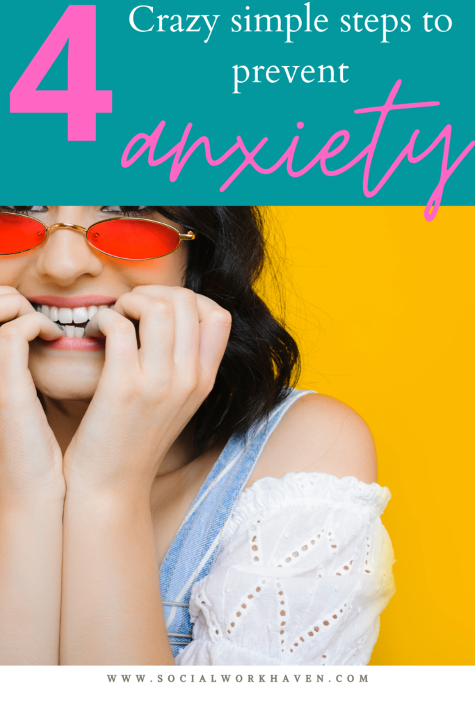 forms of anxiety disorder