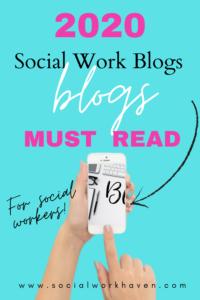 top social work blogs