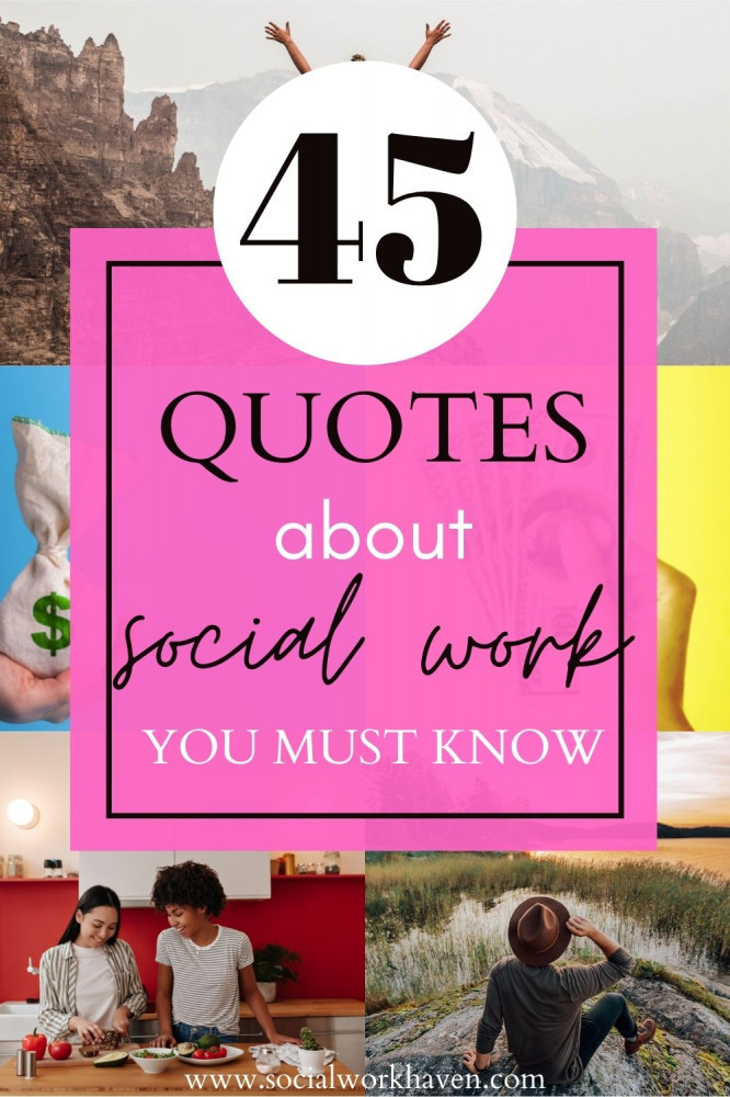 quotes for social workers
