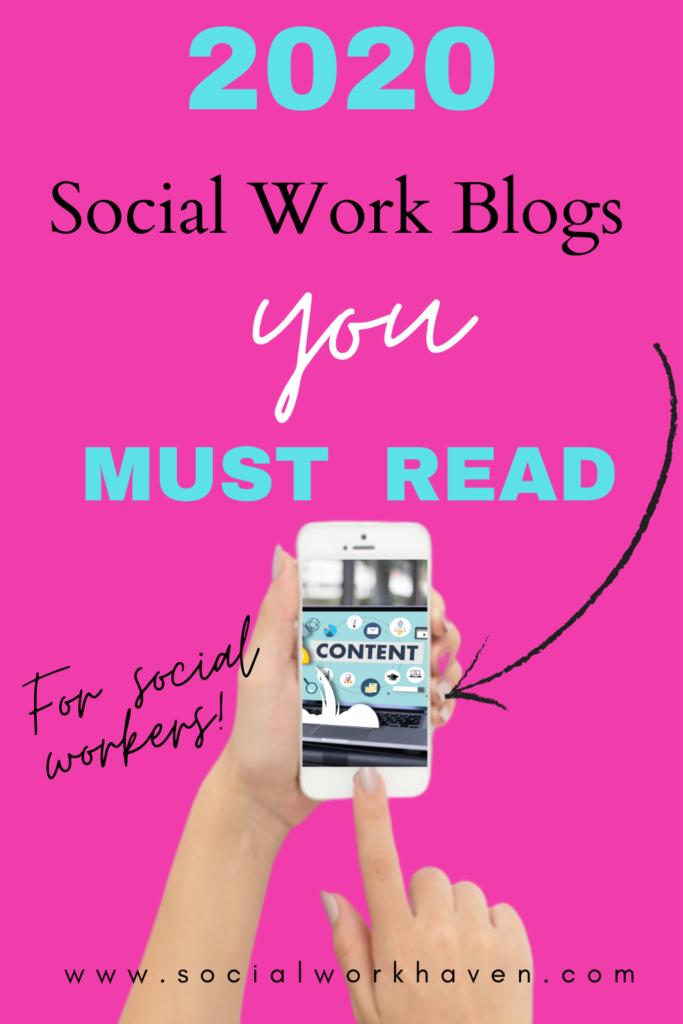 best social work blogs