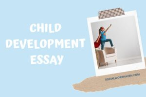 child development essay on attachment theory