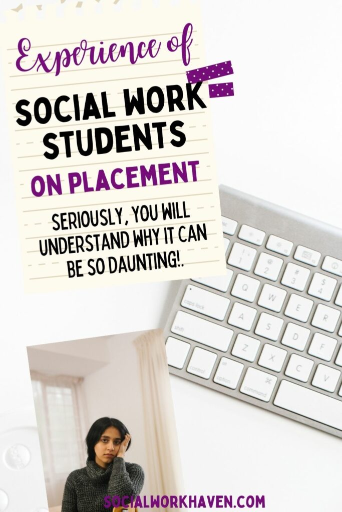 social work placement