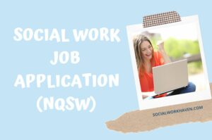 newly qualified social worker