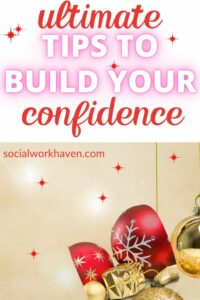 tips to building confidence