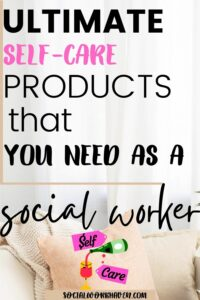 self care products