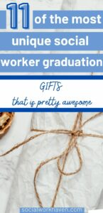 social work graduation gifts