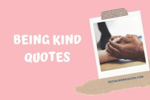 BEING KIND QUOTES