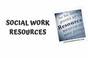 social work resources